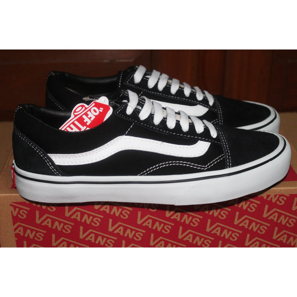 03ba7e9541e Sepatu Vans Zapato Zapatto Japato Black White Hitam Putih Flanel Gingham - PREMIUM  IMPORT