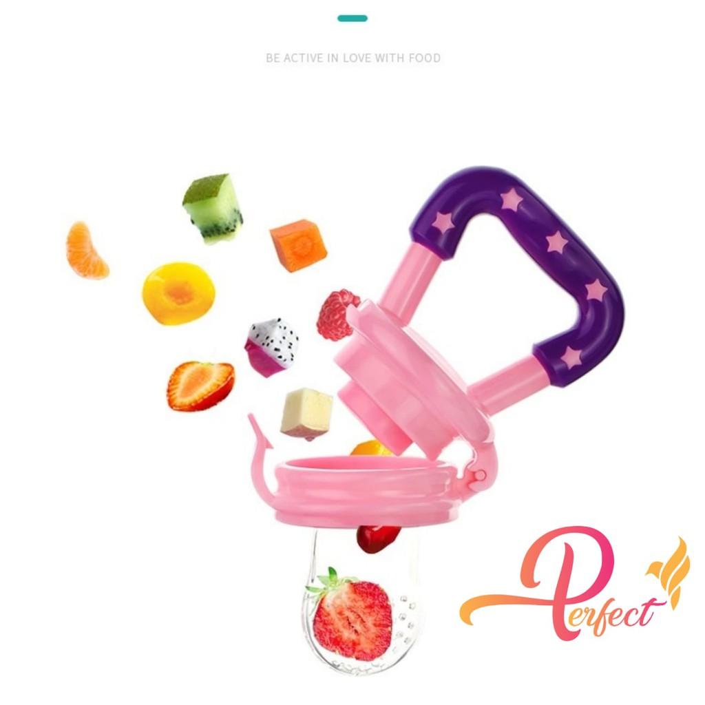 ❤️PERFECT❤️ AA002 Dot Buah Empeng Buah Anak Bayi Fruit Feeder 35 gr