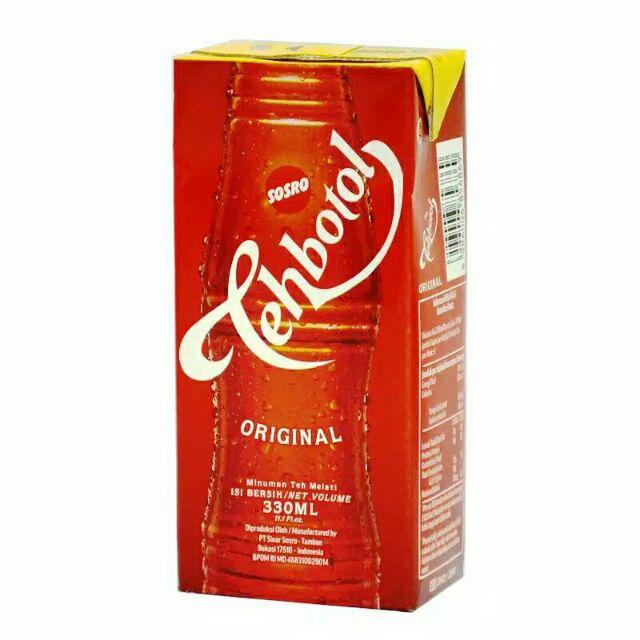 2 pcs teh ktk sosro 330ml kotak teh botol kotak maju bersama shopee indonesia 2 pcs teh ktk sosro 330ml kotak teh botol kotak maju bersama