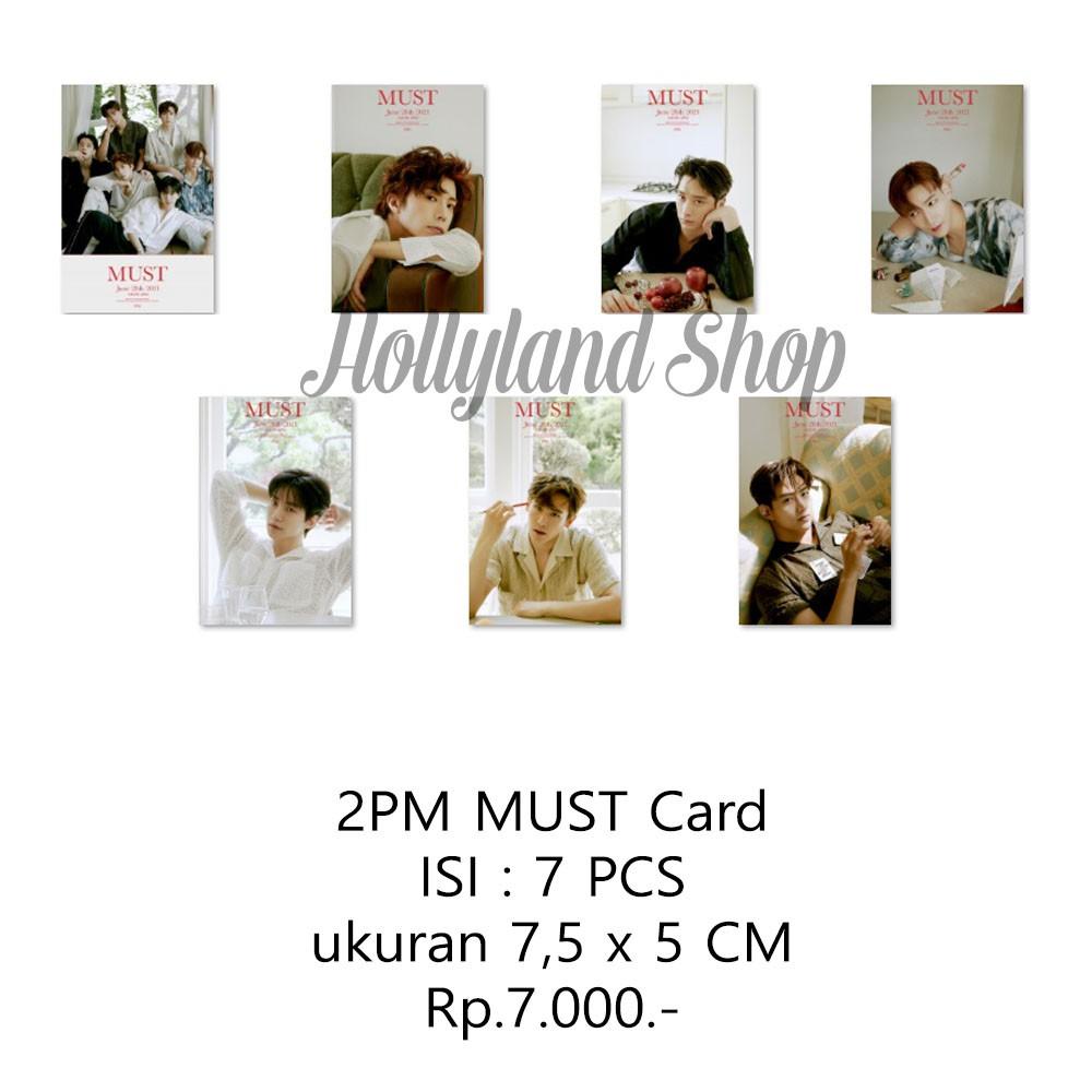 Photocard 2PM - 1