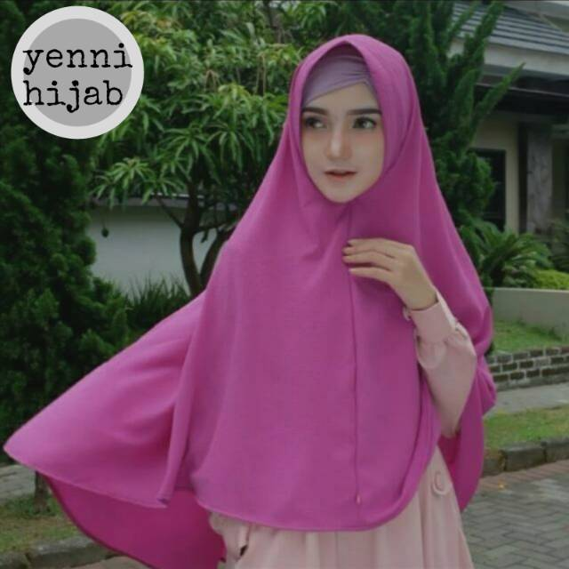 jilbab instan Bergo Veena Arrafi AR71N - best seller hijab kerudung | Shopee Indonesia