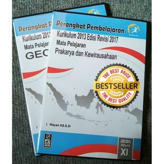 Cd Rpp K 13 Prakarya Dan Kewirausahaan Sma Smk Ma Revisi Terbaru Untuk Kelas X Xi Xii Semester 1 2 Shopee Indonesia
