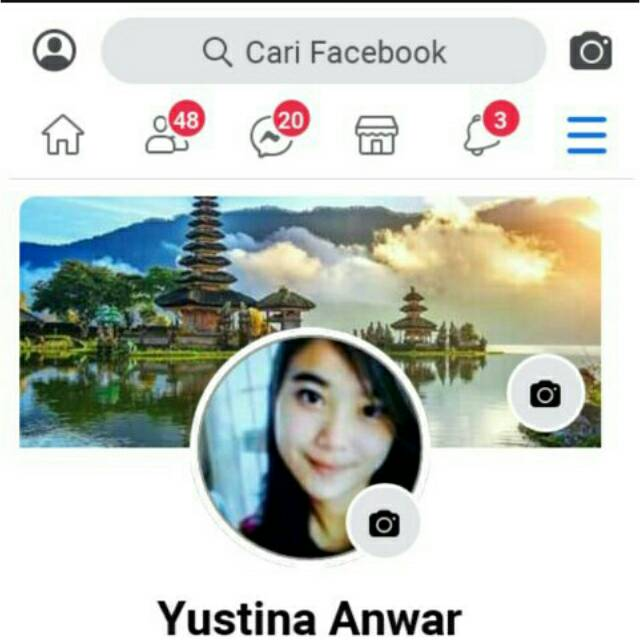 Akun facebook GARANSI kuat