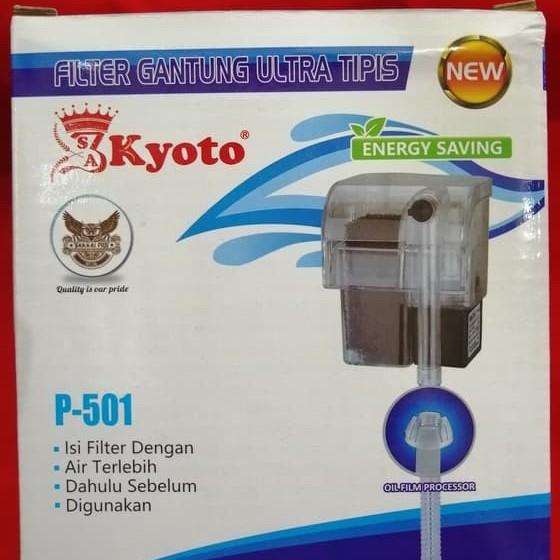 Filter Hang On Gantung Aquarium - Pompa Air Aquascape ...