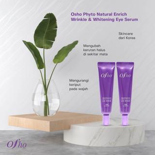 Osho - Phyto Natural Enrich Wrinkle & Whitening Eye Serum 30 ml 3