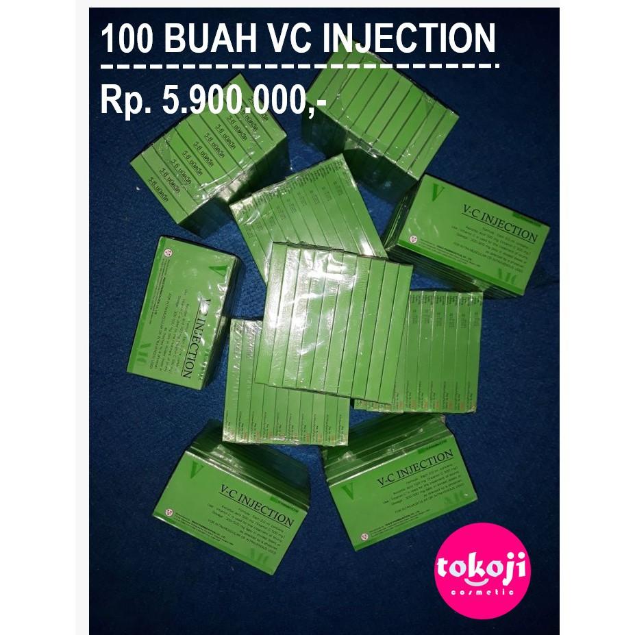 Vc Injection Original Thailand Shopee Indonesia V C Per Box