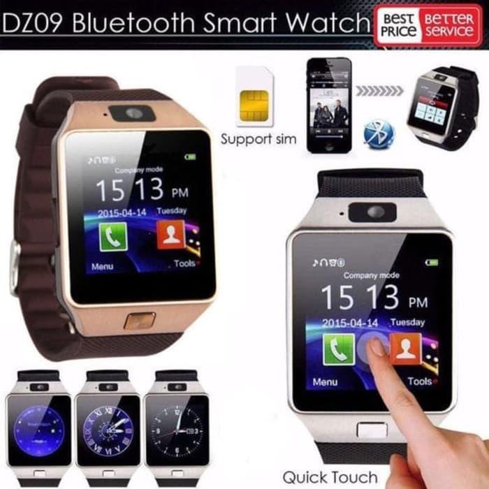 NEW PRODUK NATAL & TAHUN BARU JAM TANGAN PINTAR SMARTWATCH U9 DZ09 SIM GSM  MEMORY CARD KAMERA