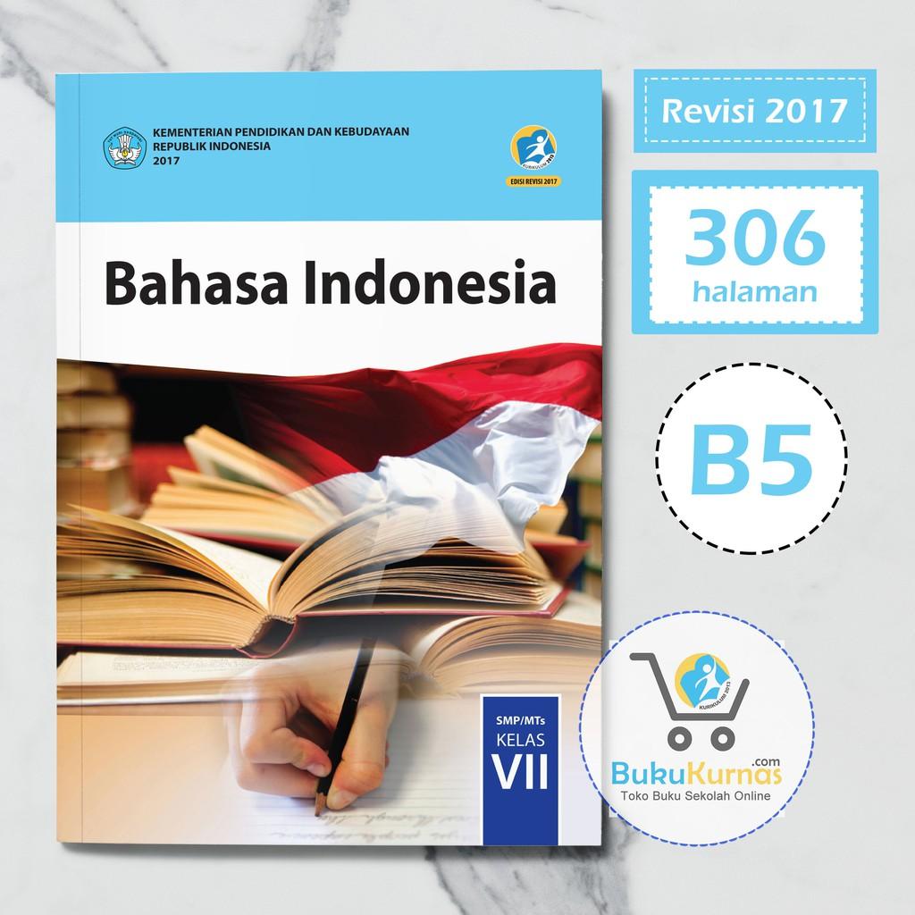 Kunci Jawaban Buku Bahasa Indonesia Kelas 7 Kurikulum 2013 Revisi 2017 Mata Pelajaran