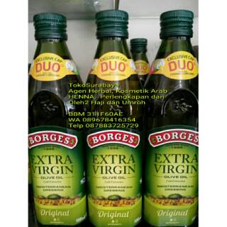 Minyak Zaitun Extra Virgin Olive Oil 500 ml 500ml Bisa Diminum