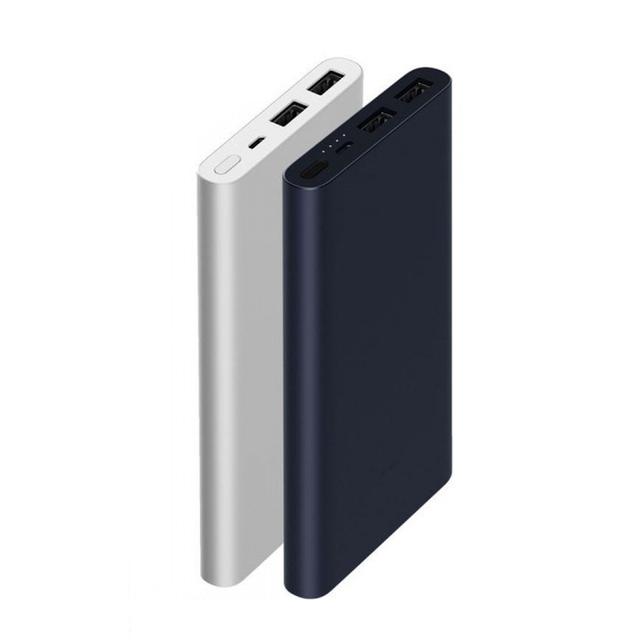ORIGINAL XIAOMI PowerBank Mi 2i 10000mAh Dual USB Fast Charge NEW 2018