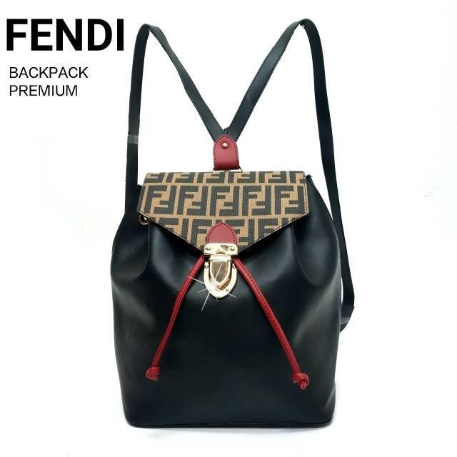 TAS RANSEL FENDI (PREMIUM QUALITY) Fashion Wanita Import Batam Murah ... 66159df8bd
