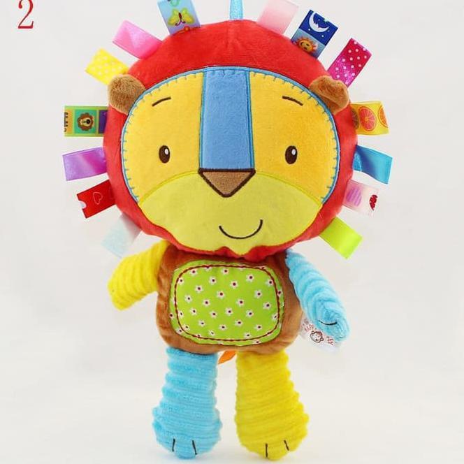 Jolly baby Boneka tarik musik karakter hewan jollybaby music musical puller hanging toy doll | Shopee Indonesia