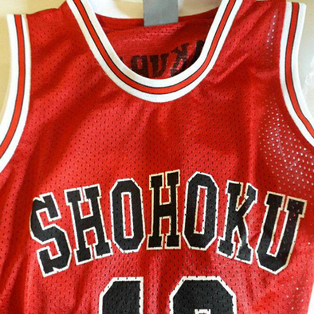 Slam Dunk Shohoku Basketball Jersey Basket IMPORT HK QUALITY | Shopee  Indonesia