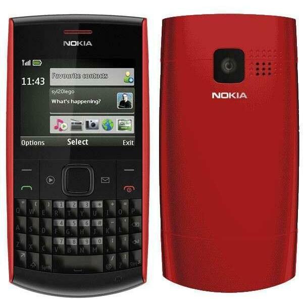 Jual Nokia X2 01 Gsm Original Baru Hp Nokia Murah Ori Berkualitas