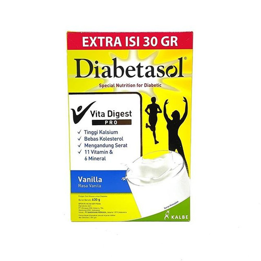 Diabetasol Sweetener 50 Sachet Shopee Indonesia Tropicana Slim Diabtx Value Pack Isi 80s