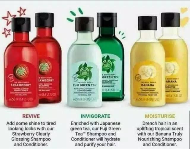 The Body Shop - All Varian Shampoo 250ml-1