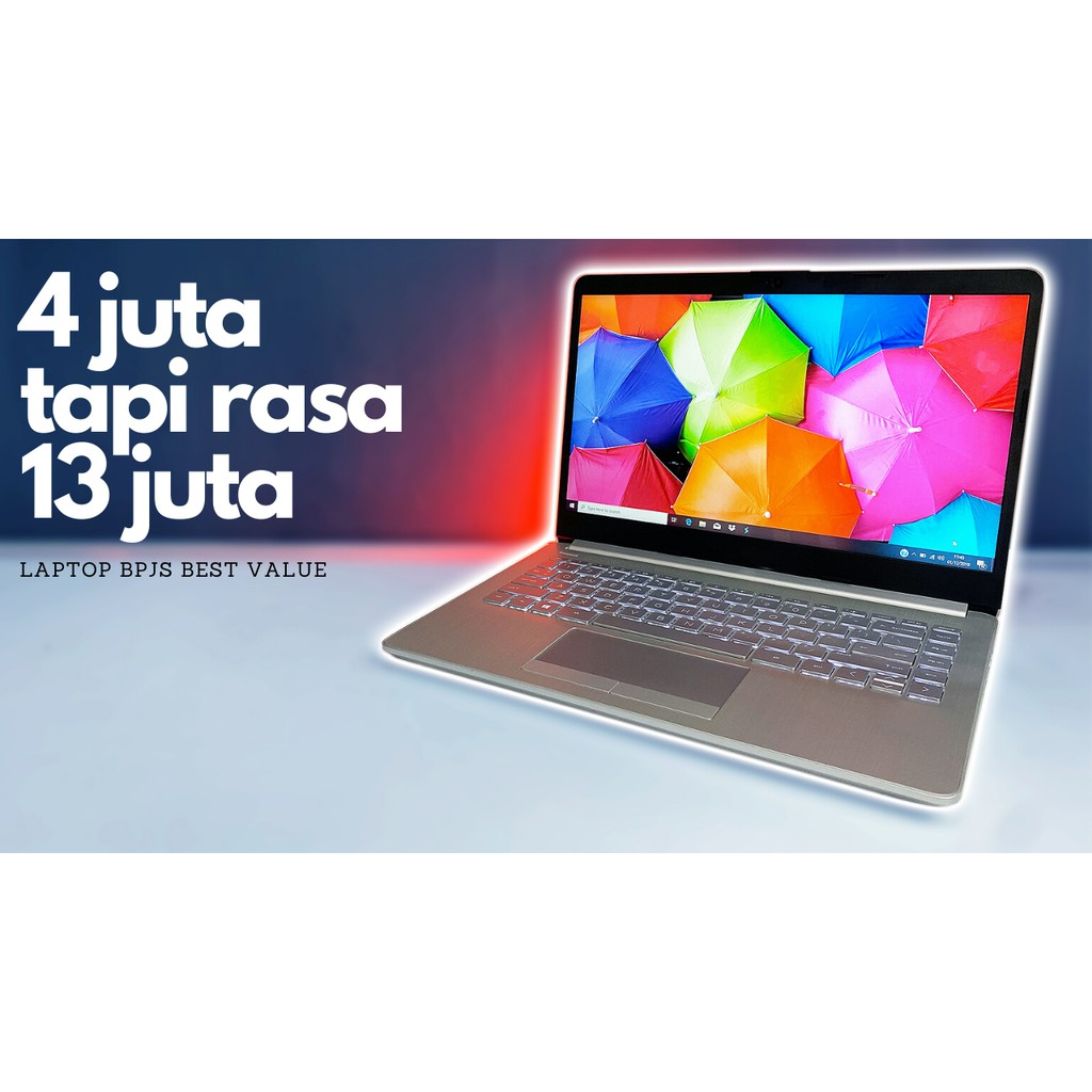 Laptop Bpjs Budget Pas2an Jiwa Sosialita 512gb Nvme Backlit Keyboard Shopee Indonesia