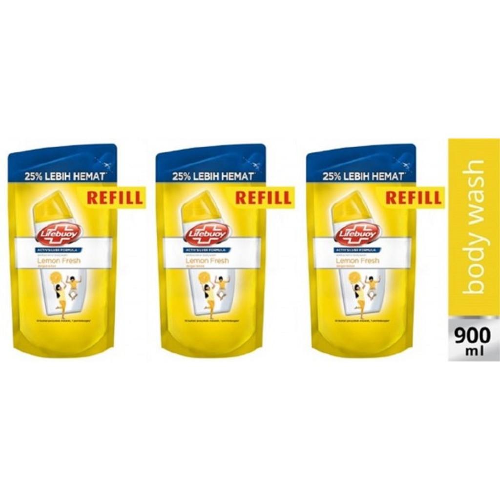 Lux Body Wash Aqua Sparkle Refill 450ml Shopee Indonesia Twin Packs Magical Spell Sabun Cair