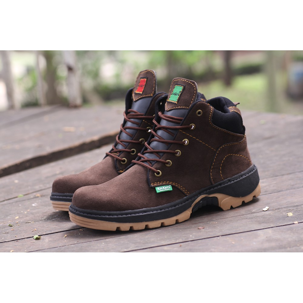 sepatu kickers - Temukan Harga dan Penawaran Boots Online Terbaik - Sepatu  Pria Februari 2019  1b6eb63167