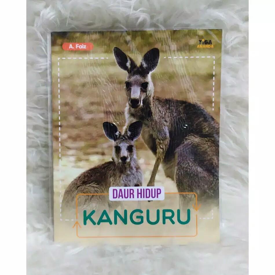 Buku Seri Cerita Daur Hidup Kangguru