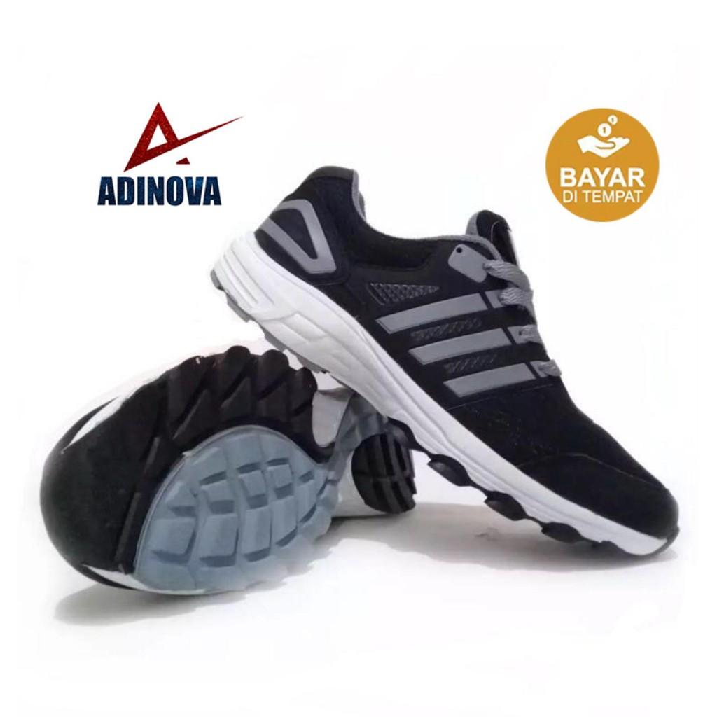 Sepatu Sneaker Casual Coklat Tua PRIA Garsel Shoes 096. GUD 1038 | Shopee Indonesia