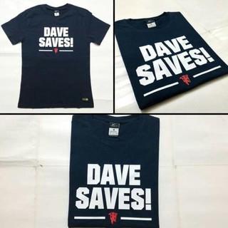 62b1012ca Best Price Kaos Baju Combed 30S Distro Dave Saves De Gea Mu Manchester  United