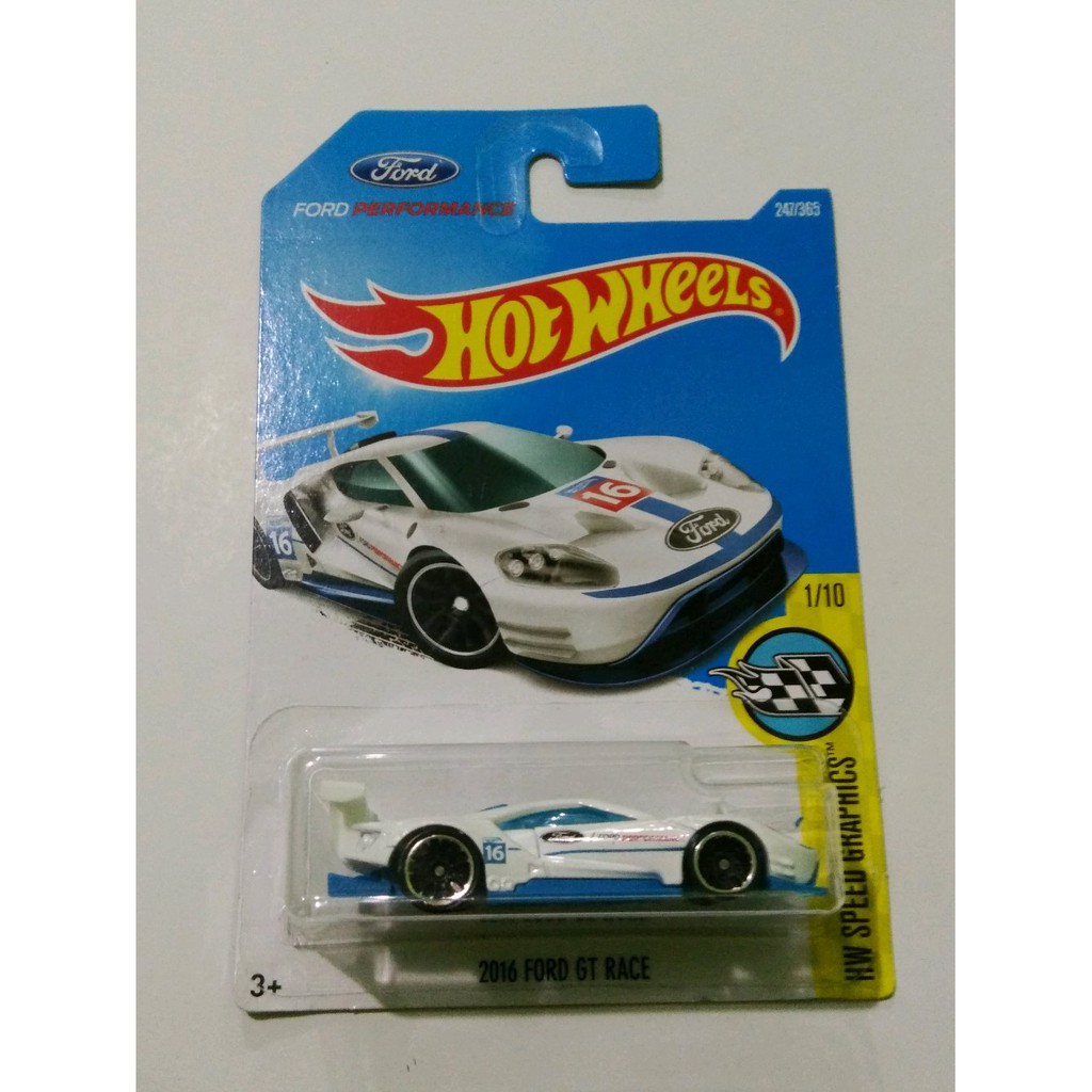 Hotwheels 2018 ford mustang gt shopee indonesia
