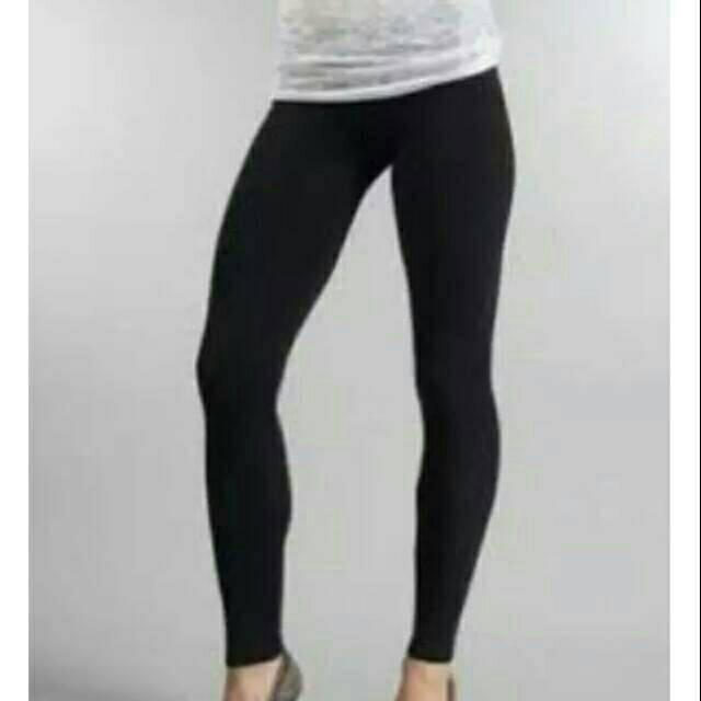 Promo Legging Hnm Hitam Murah S M L Xl Import H M Shopee Indonesia