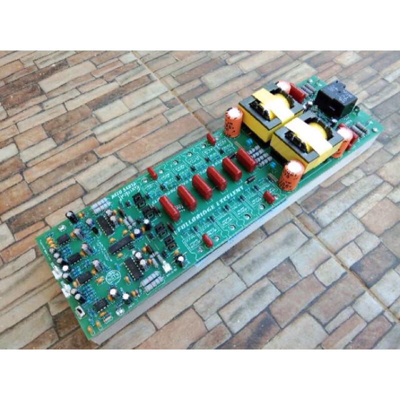 power amplifier class D exellent
