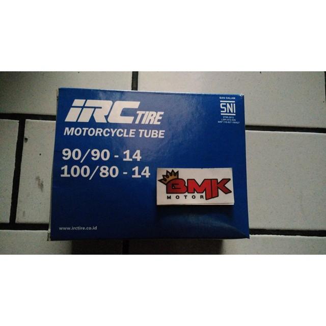 BAN DALAM 90/90-14 100/80-14 90/100-14 110/70-14 110/80-14 IRC