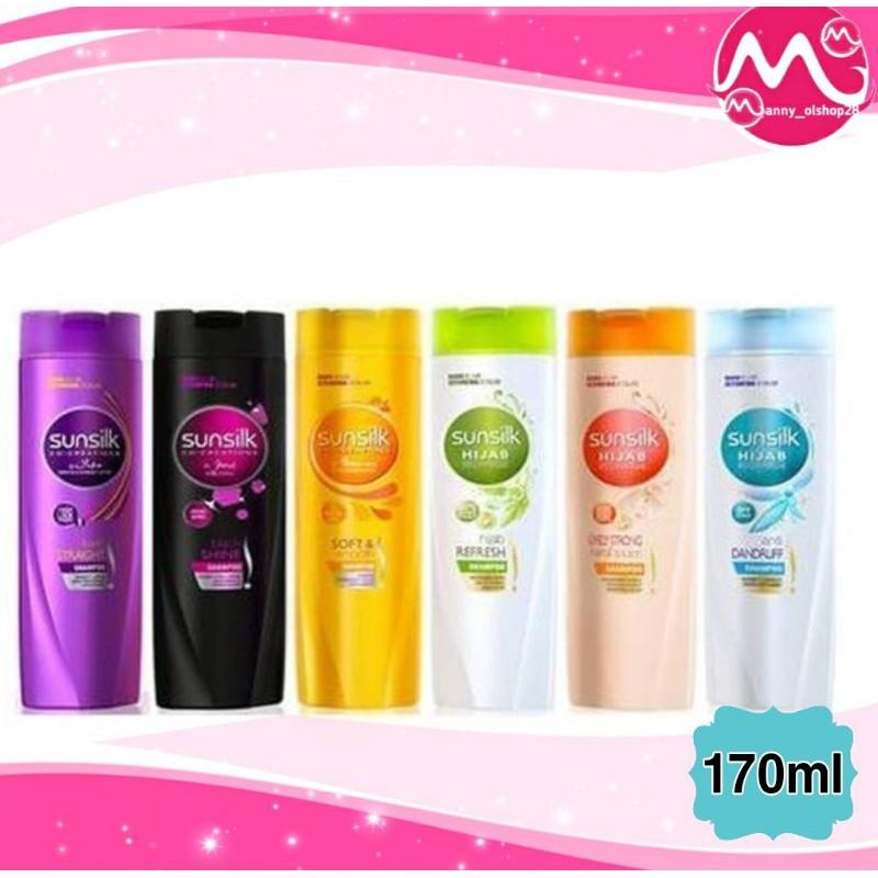 Sunsilk Shampoo 70ml / 170ml / 340ml