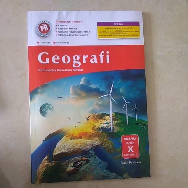 Soal Ujian Geografi Kelas 10 Semester 2 Helmi Kediris