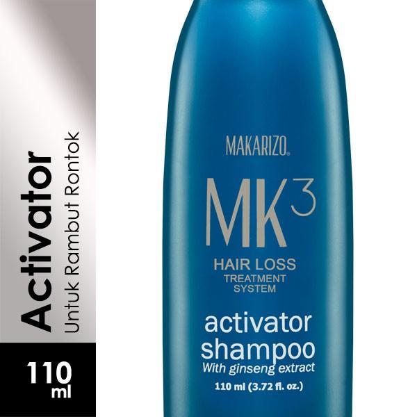 Makarizo Professional MK3 Refresh Rebonding Castor Oil 100 ml | Shopee Indonesia