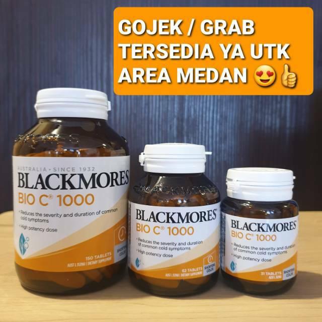 Ready Blackmores Bio C 1000mg Vitamin C 1000mg 150tabs Shopee Indonesia