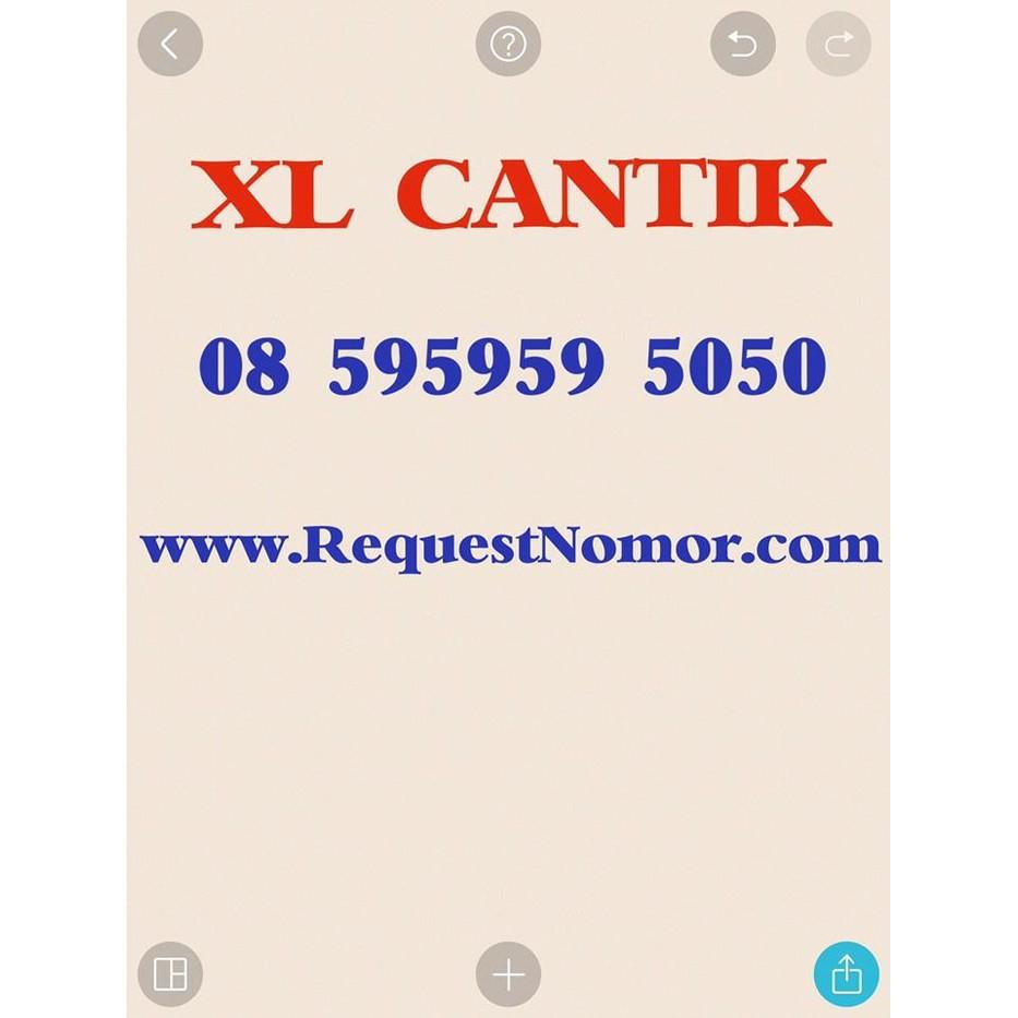 Xl Axiata Nomor Cantik 0818 0666 5454 Daftar Harga Terbaru Dan Im3 Nomer Perdana Prabayar 4g Non Paket Data M L Xxl