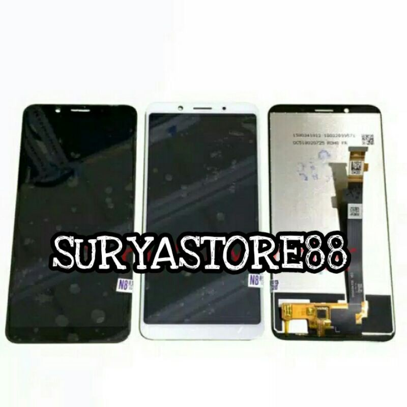 LCD TOUCHSCREEN OPPO F5 YOUTH A73 ORIGINAL KONTRAS