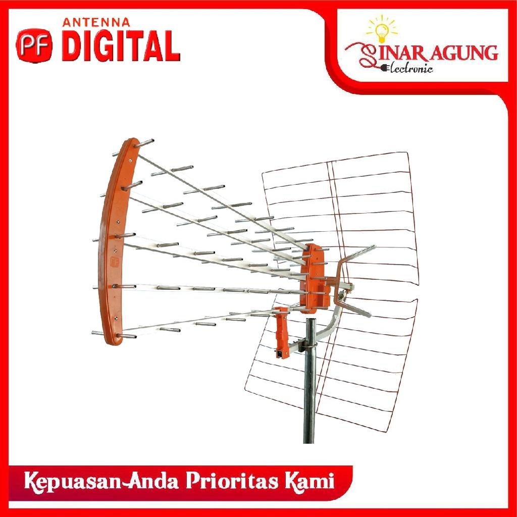 antena outdoor digital analog pf 5000 pf 5000 garansi resmi