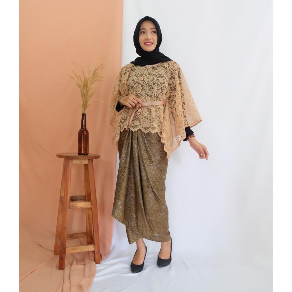 Baju Kebaya Modern Hijab 2019 Hijabfest