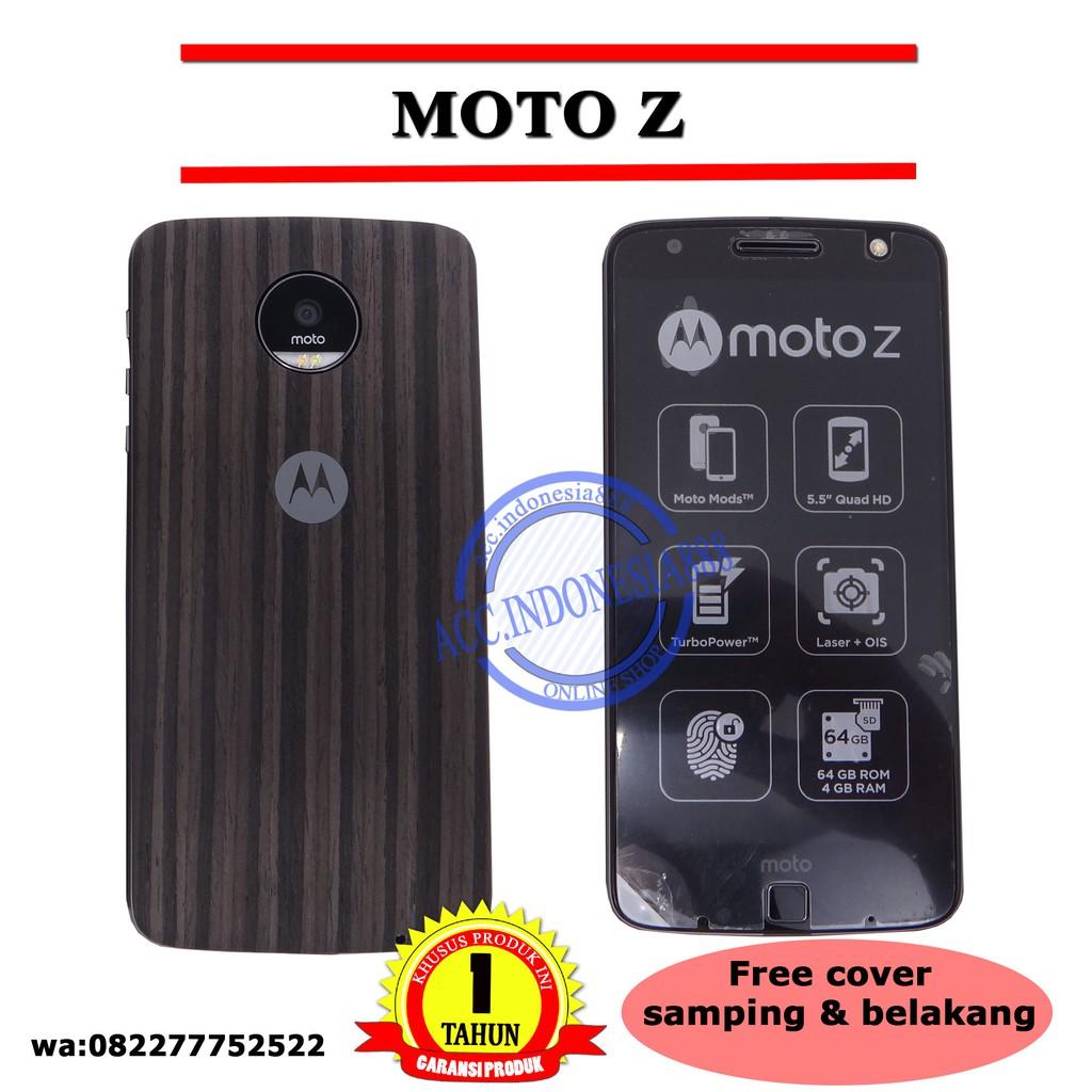 Moto Z Garansi Resmi Shopee Indonesia Motorola Play