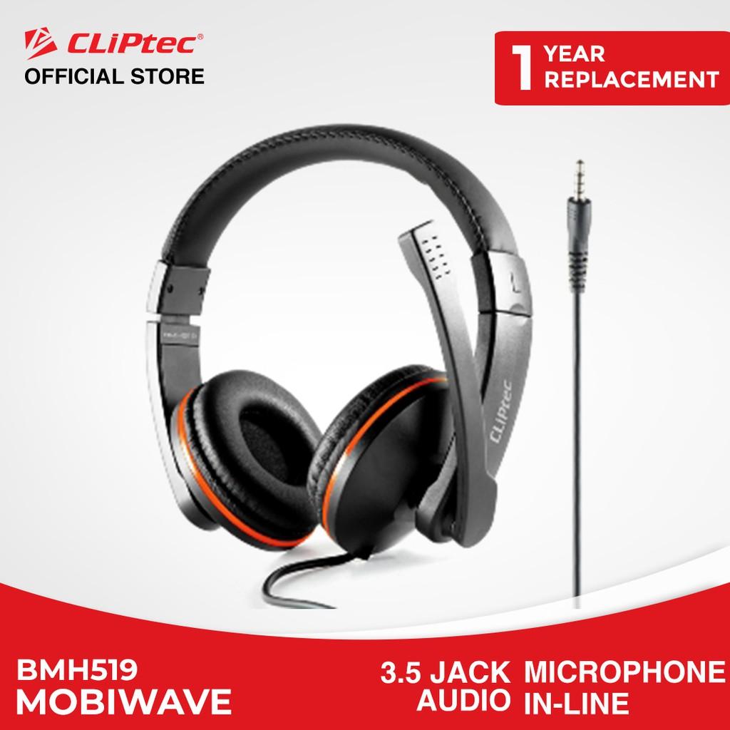 CLIPtec - BME 801 / Magnetuca / In-Ear Earphone Murah / Bass Microphone +