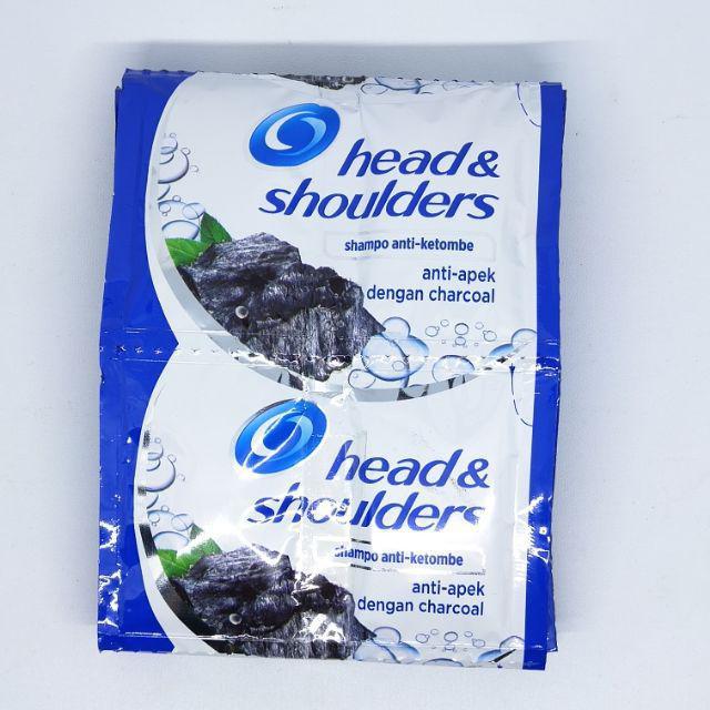 ☘️ MUMTAAZZTORE ☘️ P&G Head & Shoulders Shampo Shampoo RENCENG | 24 SACHET-H&S ANTI APEK