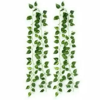 1 meter daun rambat / tanaman hias sulur palsu plastik