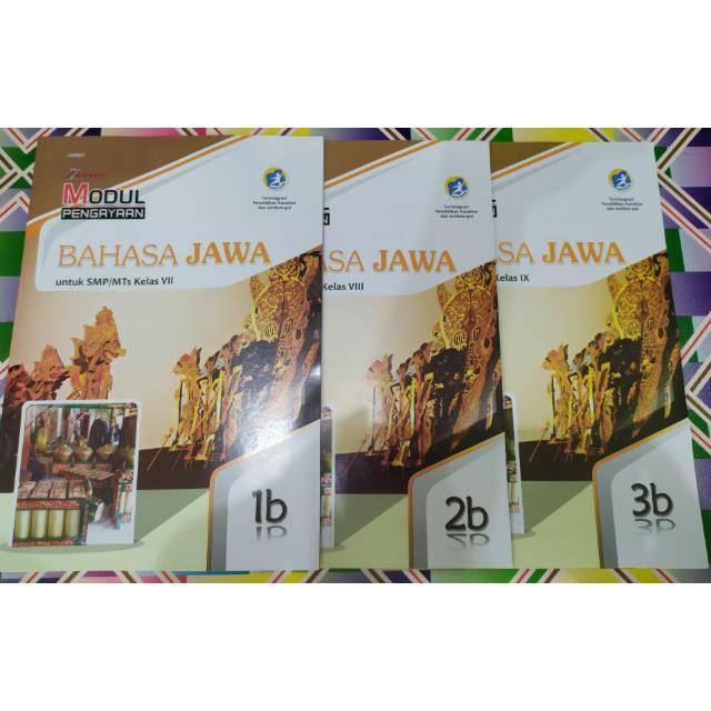 Buku Lks Modul Pengayaan Bahasa Jawa Smp Kelas 7 8 9 1 2 3 Kurikulum 2013 Shopee Indonesia