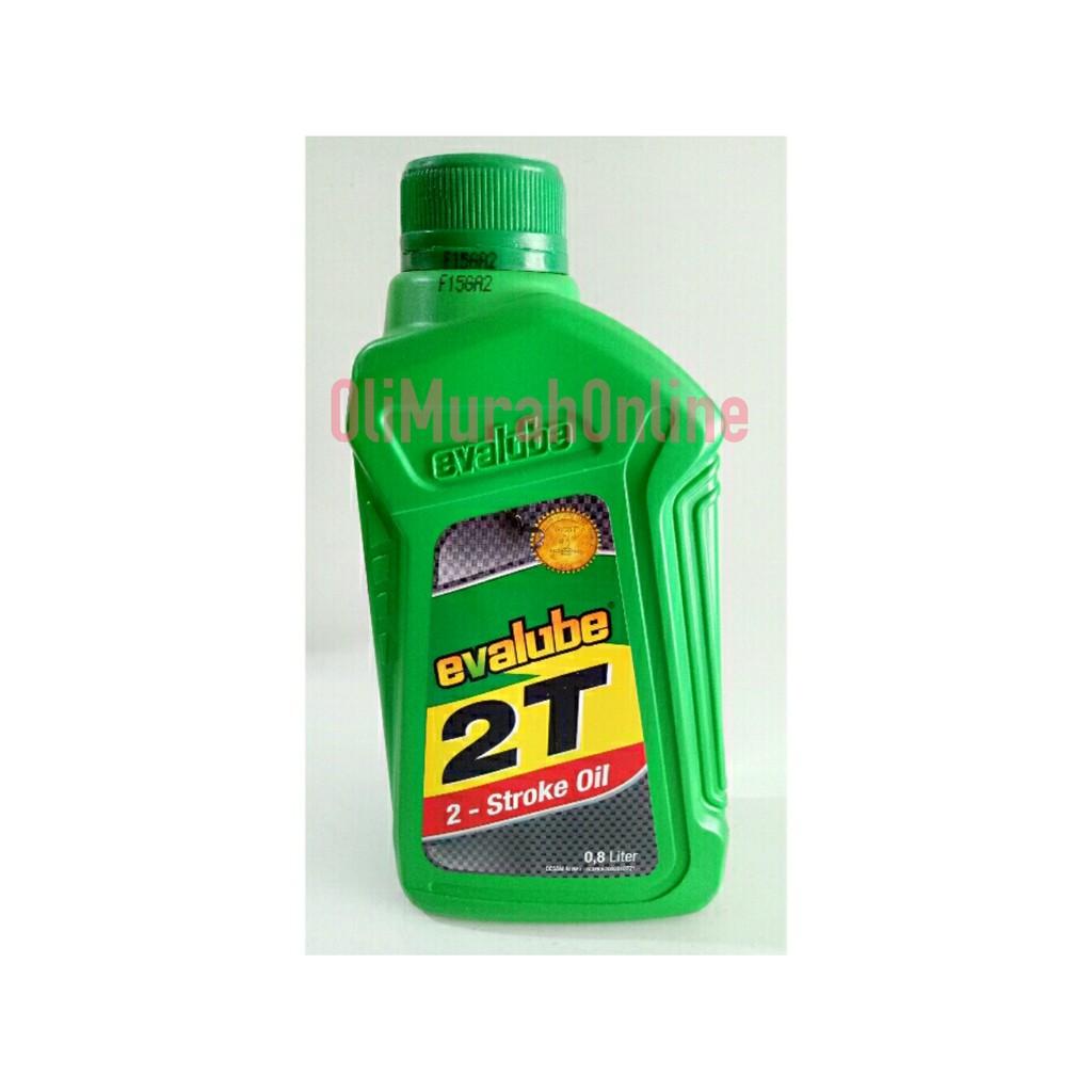 2Tax Evalube 2T Oli Samping Stroke Oil Botol 800ml | Shopee Indonesia -. Source ·