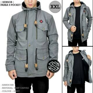 550 Model Jaket Parka Untuk Pria Gratis Terbaru