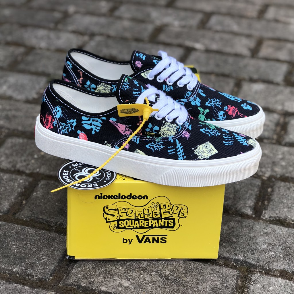 558d3a4869cadc Vans x Bros Authentic Maroon Marshall Brother Full Color Sole Sepatu Pria  Wanita