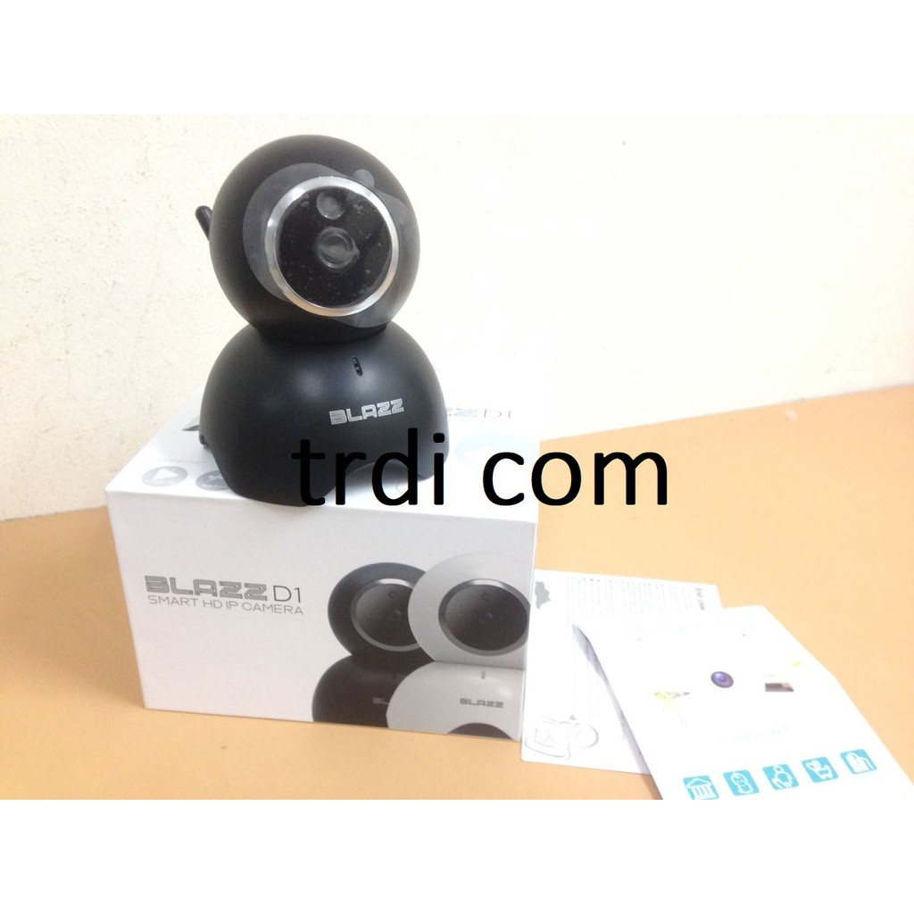 IP Camera Baby Camera Camp CCTV Wifi Wireless Portable Smart Baby Camera HD 720P BLAZZ D1 | Shopee Indonesia