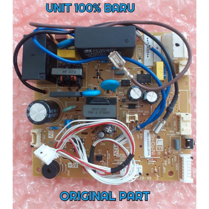 Modul pcb indoor AC SHARP R32 thailand 1/2pk - 1pk original sharp new