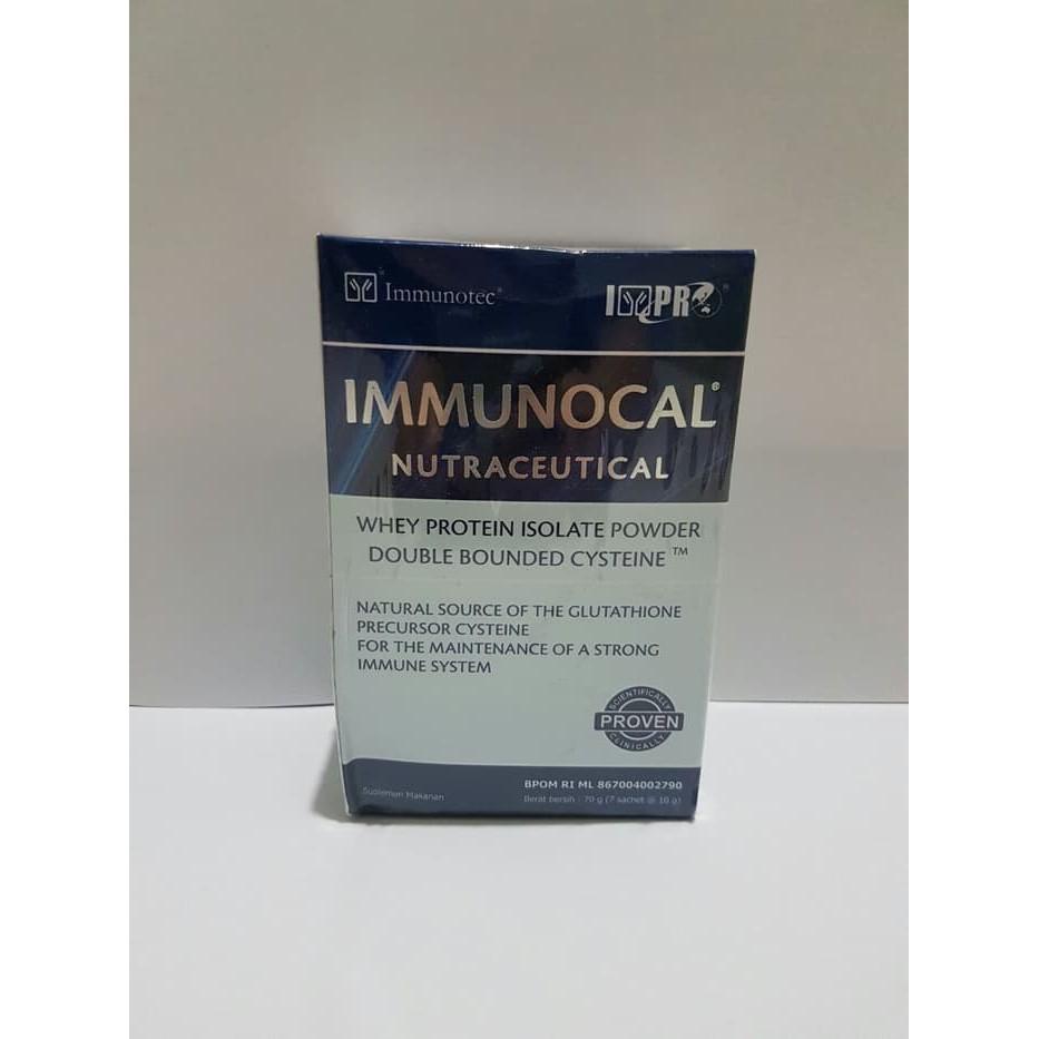 Immunocal Susu Kekebalan Tubuh 7 Sachet Review Harga Terkini Dan Nutraceutical Best Pro International Immunotec Desain Baru Gluthathione Daya Tahan Immune System Asli Original