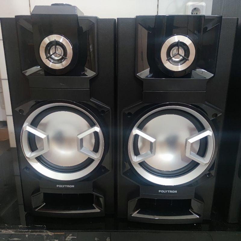 Speaker Aktif Polytron PAS 8E12 / PAS8E12 Bluetooth